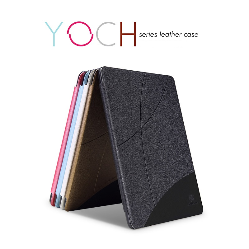 купить NILLKIN for iPad mini 3 / 2 / 1 case cover Luxury PU Leather Protective Shell With Magnetic smart wake up sleep for iPad Mini 2 по цене 1338.7 рублей
