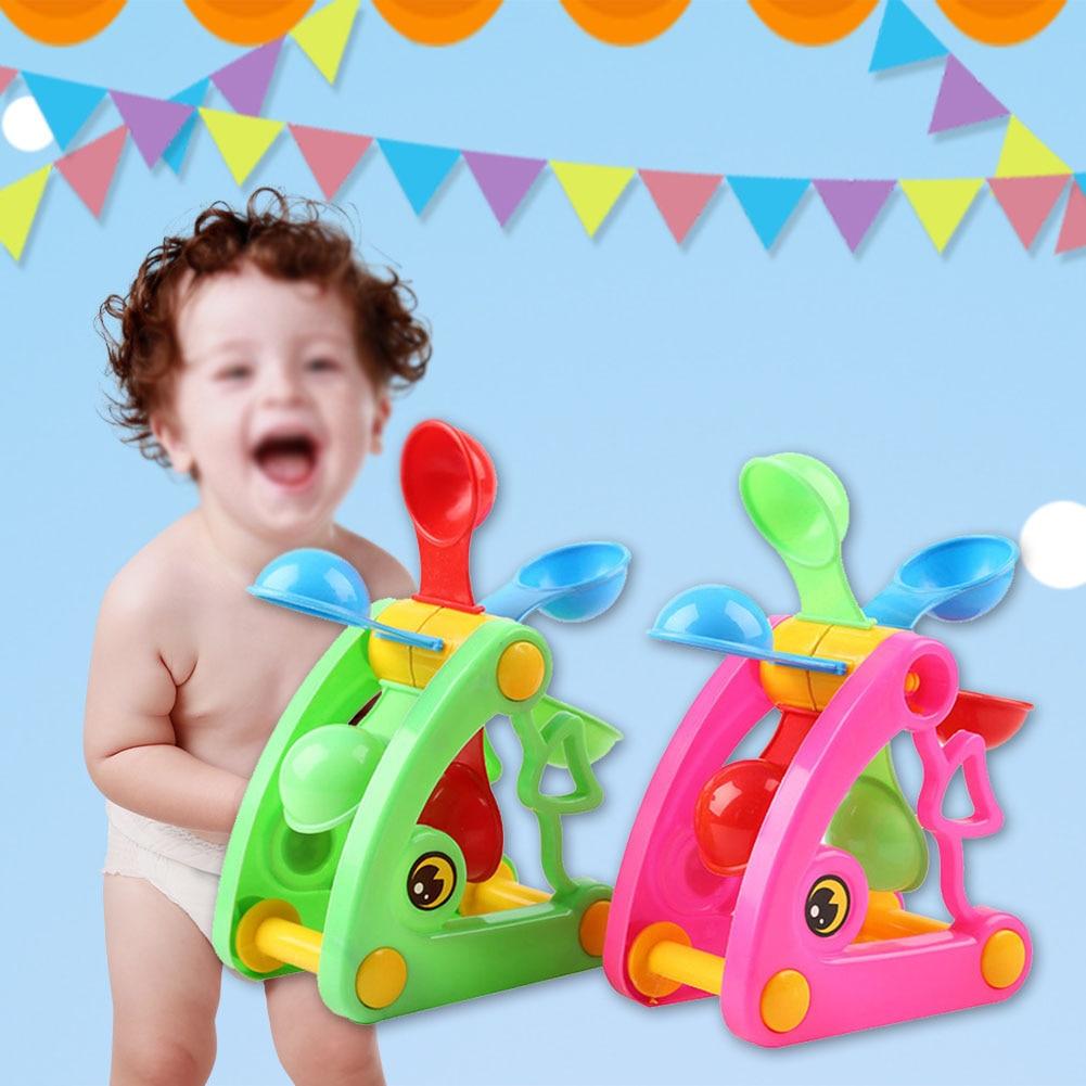 Windmill Waterwheel Bath Toys Swimming Pool Bathing Beach Play Sand Water Toys Children Play Kids Bath Toy Random Color