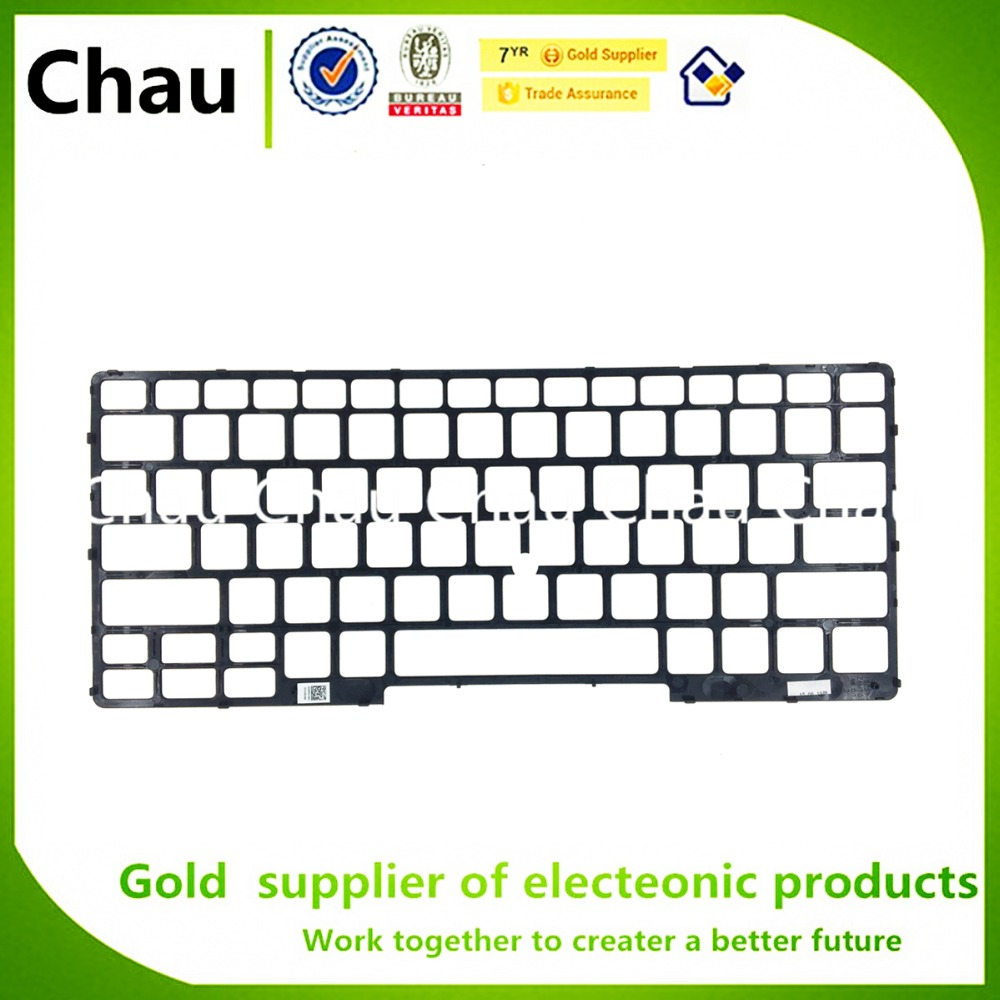 New Keyboard Bezel Frame For Dell For Latitude E7450 09FFG3 9FFG3 US Notebook/Laptop Black Cover Keyboard Frame