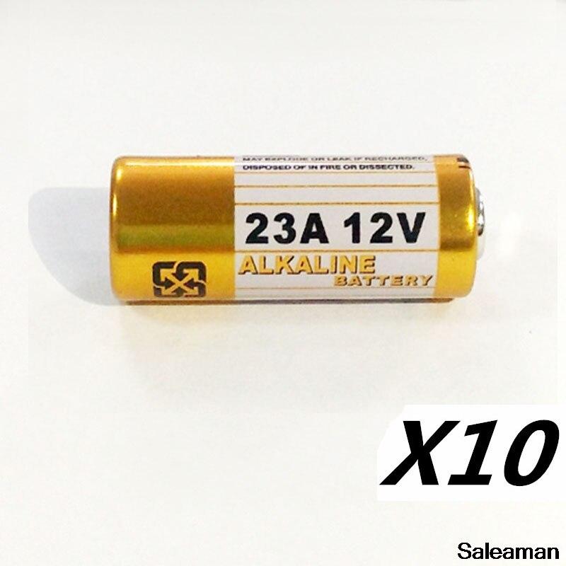 Saleaman щелочных Батарея 12 В 23A Батарея 12 В 27A 23A 12 В 21/23 A23 E23A MN21 RC удаленного; батарея RC часть игрушки RC Батарея