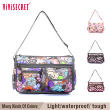 Women Messenger Bag Nylon Waterproof Crossbody Bags For Women Shoulder Bags Travel Cross body Bag