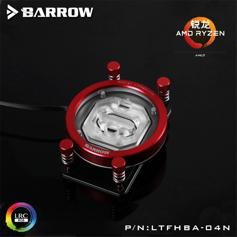 Barrow For AMD CPU Water Block For AM4 Socket 0.2MM Spray Type Energy Series Limited Edition Black Holder amd phenom ii x6 1100t black edition в киеве