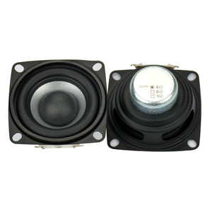 Image 4 - AIYIMA 2PC 2 Inch Hifi Portable Full Frequency Speaker Treble Hight Sensitivity Tweeters Audio Loudspeakers 4 Ohm 12W Speaker