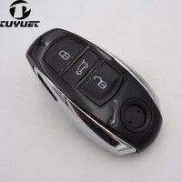 Blank Smart Replacement Remote Key Case For Volkswagen Toureg Car Key Blanks