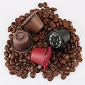 Многоразовая многоразовая кофейная кружка капсула для кофемашины Nespresso фильтр для кофе совместим с кофейной корзиной Nespresso 3 цвета