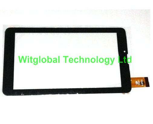 """New touch screen For 7"""" Prestigio Multipad Wize 3057 3G PMT3057 Tablet Touch panel Digitizer Glass Sensor Free Shipping"""