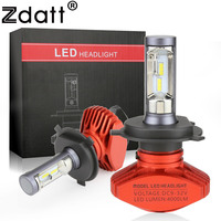 Zdatt H4 H7 Led H11 H1 9005 HB3 9006 HB4 9003 HB2 H3 H8 H9 Headlight
