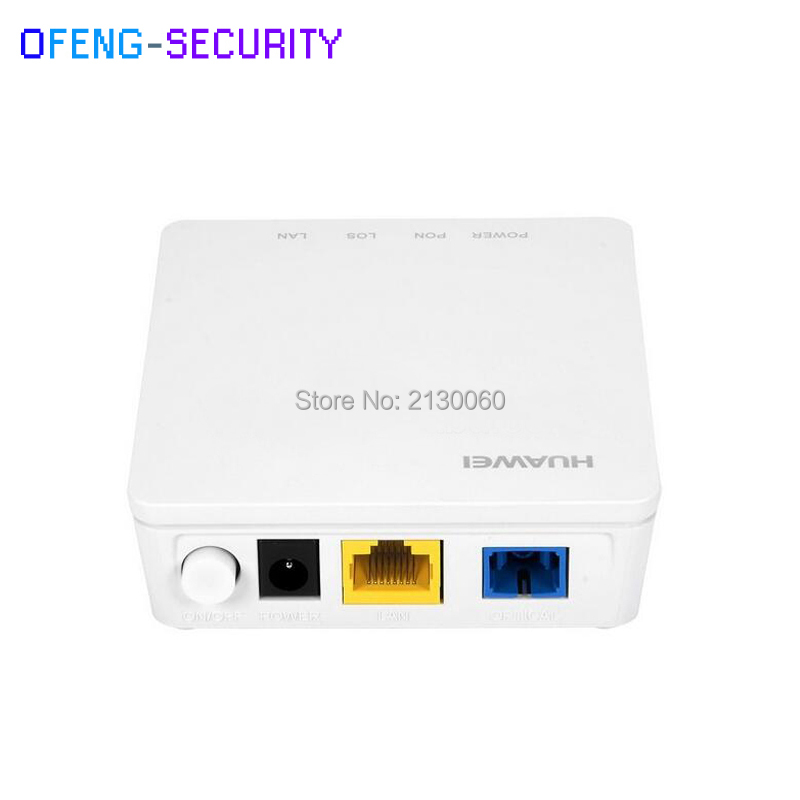 1PCS 100% Original New HUAWEI HG8010H EPON 1GE ONU ONT With 1 Port EPON Apply To FTTH Mode ,Class C+, Termina Epon
