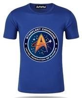 Vintage Star Trek T Shirt Men Man S Funny Short Sleeve T Shirts 100 Cotton Custom