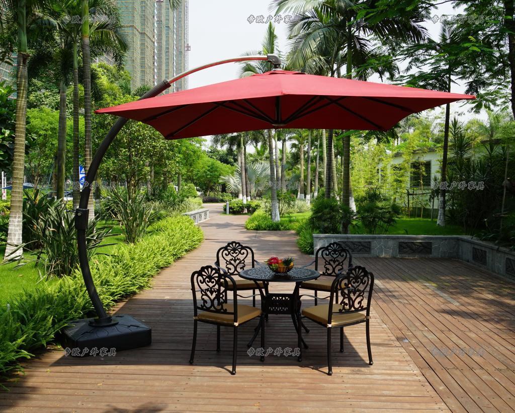 Seaside Patio Umbrella Outdoor Shade