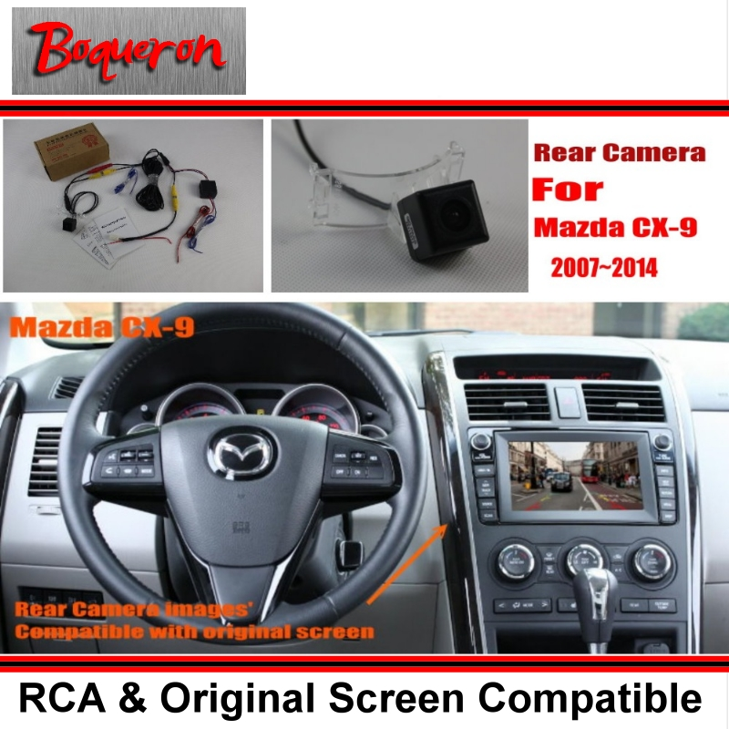 Car Rear View Camera / Back Up Reverse Camera Sets For