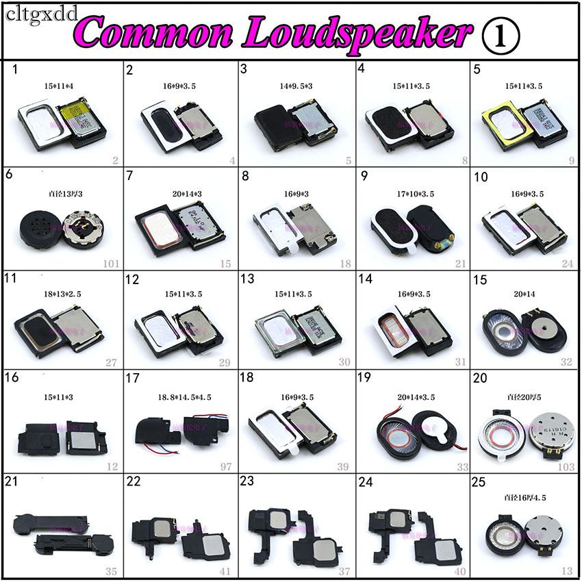 Cltgxdd 1PCS New Earpiece Ear Speaker Loudspeaker Loud Speaker Buzzer Ringer Replacement For Samsung Xiaomi Mi 2A 2S Phone