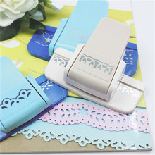 TTLIFE 1 Pcs New Fancy Border Craft Punch Tools Paper Continuous with Diy Cutter Handmade Gift