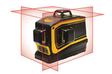 Spectra Laser LT56 Self Leveling 3-Plain Cross Line Laser Level
