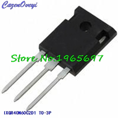 1pcs/lot IXGR40N60C2D1 40N60C2D1 TO-247 In Stock