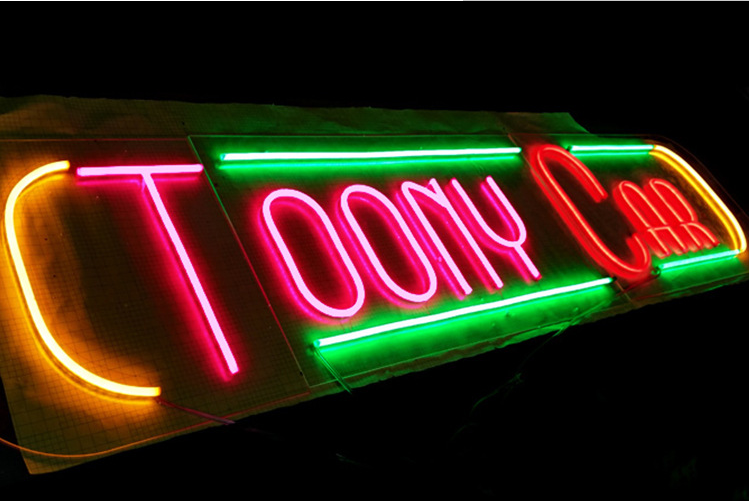 Neon light signs customized name neon sign for bar in advertising neon light signs customized name neon sign for bar in advertising lights from lights lighting on aliexpress alibaba group aloadofball Image collections