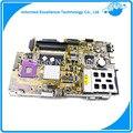Atacado laptop motherboard para asus x51rl mainboard rev 2.0 intel (integrado) teste 100% bom trabalho