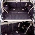 Bom! esteiras tronco especial para o Novo Toyota Land Cruiser Prado 150 7 2016 assentos de inicialização à prova d' água tapetes para Prado 2016, frete grátis