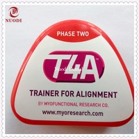 Malocclusion Orthodontic trainer T4A/MRC Orthodontic Brace T4A /T4A Teeth trainer Retention alignment