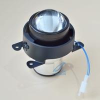 Car Bifocal Fog Lens For Ford Focus CITROEN,DACIA Front Bumper Light Bifocal Lens Assembly Taiwan Product Free Shipping