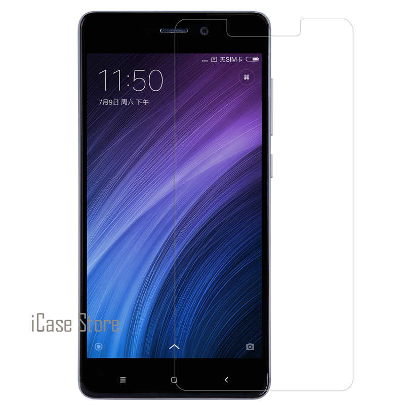 9 H Verre trempé protecteur d'écran pour Xiaomi HMNOTE REDMI NOTE Verre protecteur Film trempé pour Redmi Note Trempe