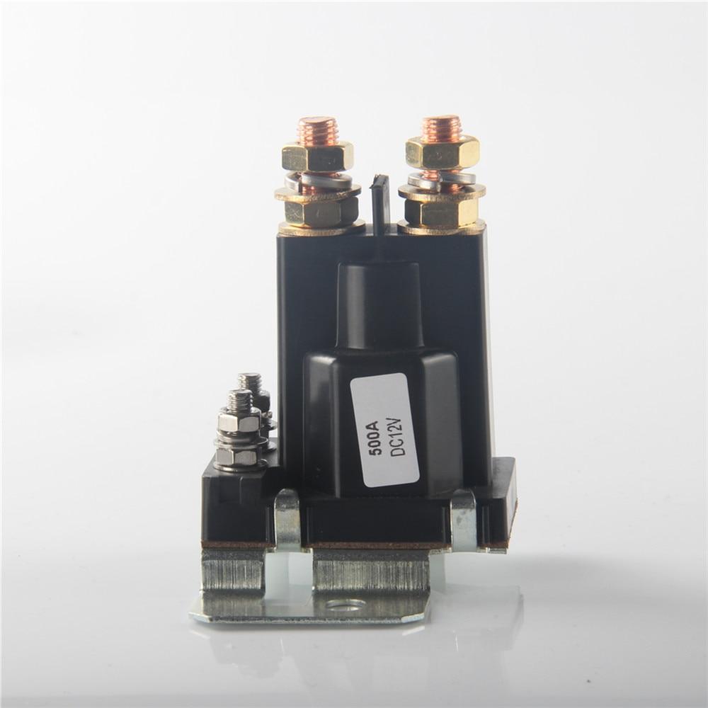 4 broches sur 500 A Amp DC12V Relais on//off voiture auto power switch contacteur