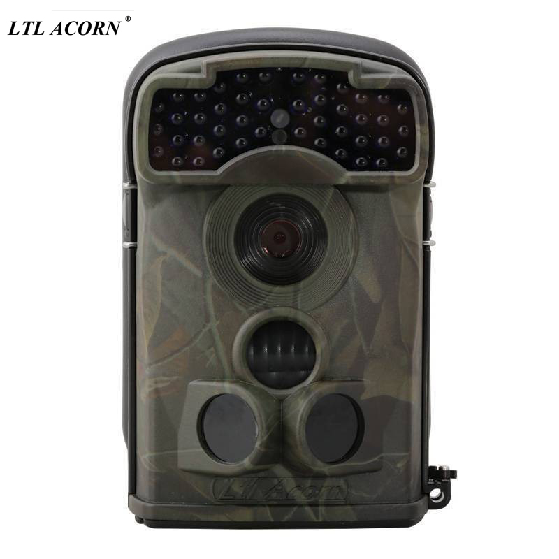 LTL ACORN 5310WMC Photo Traps Hunting Camera 940NM Wide Angle 12MP Wild Camera Traps Infrared Trail Waterproof Scouting Camcorde