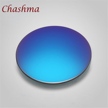 Chashma Brand 1 56 Polarized UV 400 Protection Colorful Sun Lenses Prescription Mercury Sunglasses Myopia Lenses