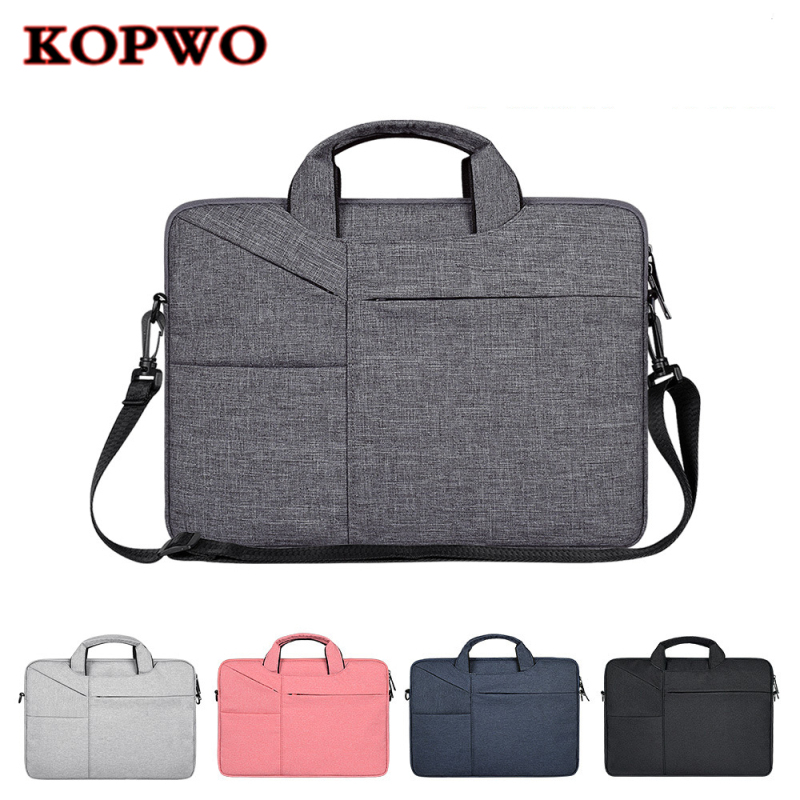 KOPWO Laptop Wool Felt Bag 13 3 14 1 15 4 15 6 Inch Notebook Briefcase