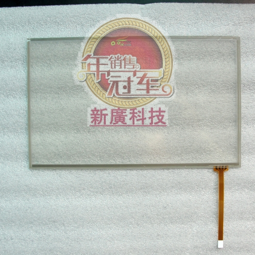 ФОТО 8.9 resistor four wire touch screen usb touch card 208x128