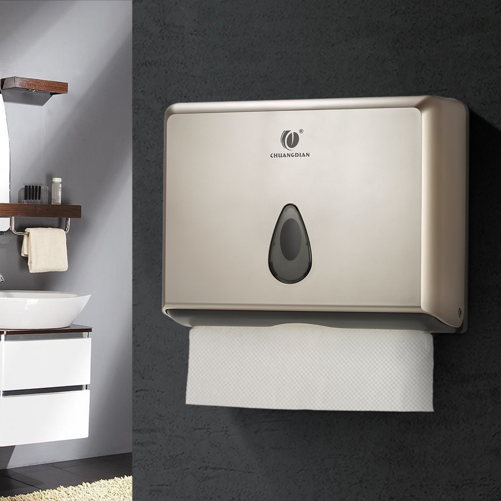 Online buy wholesale paper towel dispenser from china paper towel dispenser wholesalers for Home bathroom paper towel dispenser
