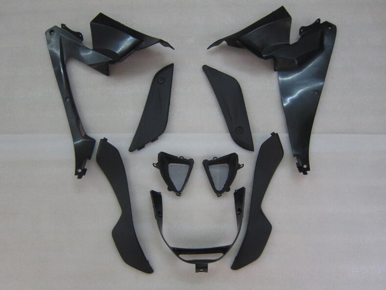 Новый ABS обтекатель кузова Комплект 100% подходит для Honda CBR1000RR 04 05 Обтекатели части CBR 1000 RR 2004 2005 черный красный оранжевый - 2