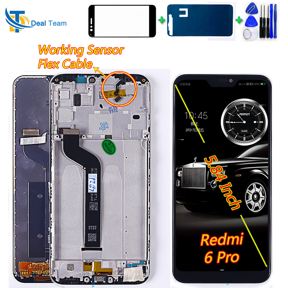 best lcd display digitizer assembly touch screen for ip list and ...