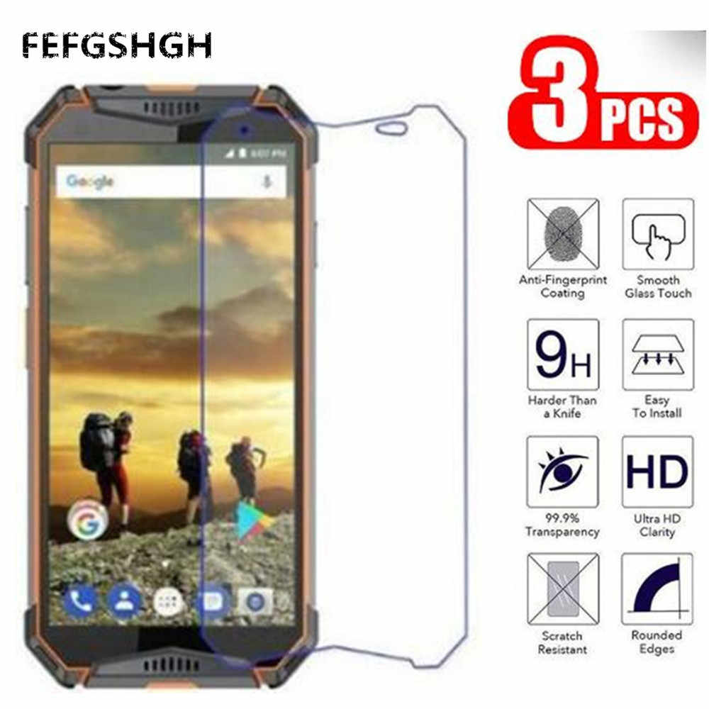 2.5D 9H Tempered Glass For Ulefone Armor 3T Screen Protector Glass On The For Ulefone Armor 3 Protective Film Glass