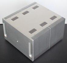 wanbo audio WA33 luxury pure Class A power amplifier chassis deep 410 * wide 400 * high 250MM amplifier case box