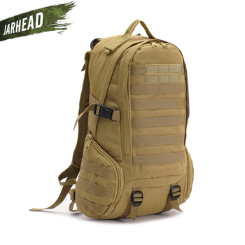 600D Camouflage Outdoor Backpack Military Molle Tactical Rucksack Men Hiking Camping Climbing Water Resistant Sport Bags