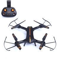 L6060W Smart Selfie RC Foldable Quadcopter Drone Aircraft with FPV 720P HD Wide Angle Camera Altitude Hold Headless Mode