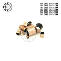 Free shipping 5Pcs SF1 2410 2412 2415 2420 2425 2430 2435 Self Lubricating Composite Bearing Bushing Sleeve 24*27*20 24*27*30
