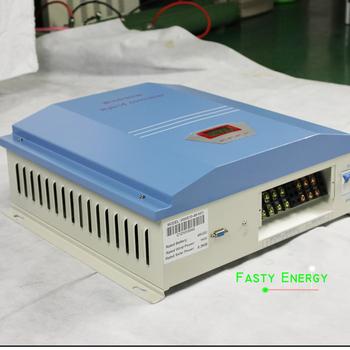 2020 3000w 3kw 48V 120V 220V DC IP42 hybrydowy wiatr i Solar MPPTController Regulator do generatorów turbin wiatrowych do ładowania tanie i dobre opinie CN (pochodzenie) WWS20-48 Wiatr kontroler 48V 120V 240V 63A 25A 13A 10kg Uncontrolled rectifier ≥95 ≤65dB