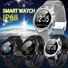 Get more info on the DT28 Smart Watch IP68 Blood Pressure ECG Heart Rate Sleep Monitor Pedometer Sport Fitness Tracker SmartWatch Men for IOS Android