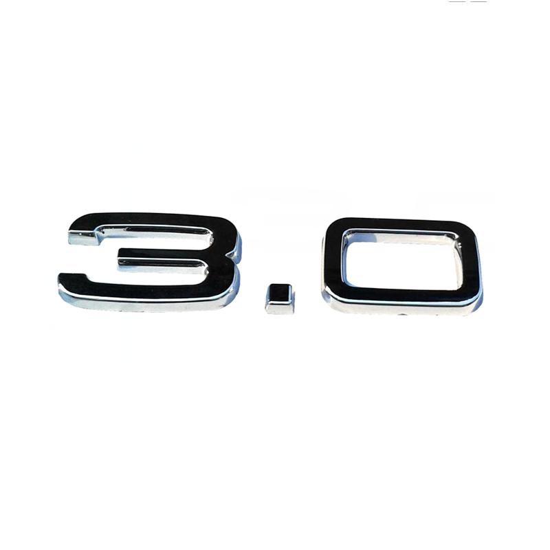 100 шт. / Лот емблема значка ABS 3.0 - Зовнішні аксесуари для автомобілів