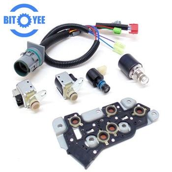 4L80E электромагнитный комплект передачи с жгутом подходит для Chevrolet GM 1991-2003
