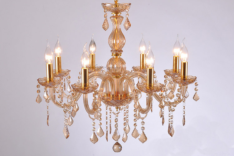compare prices on champagne crystal chandelier online