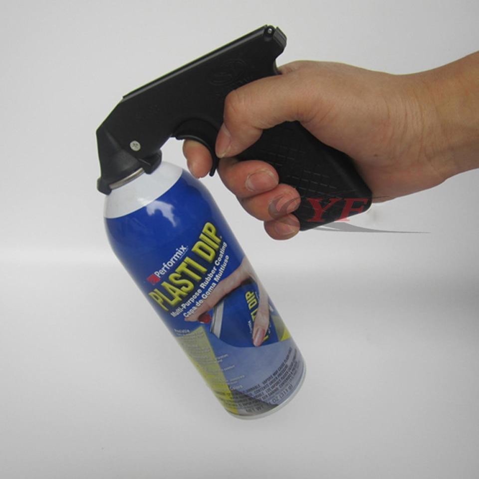 Полезный пластиковый окрашивающий мундштук с мембраной портативный распылитель спрей может триггер ручка MX PD02-in Наклейки на автомобиль from Автомобили и мотоциклы