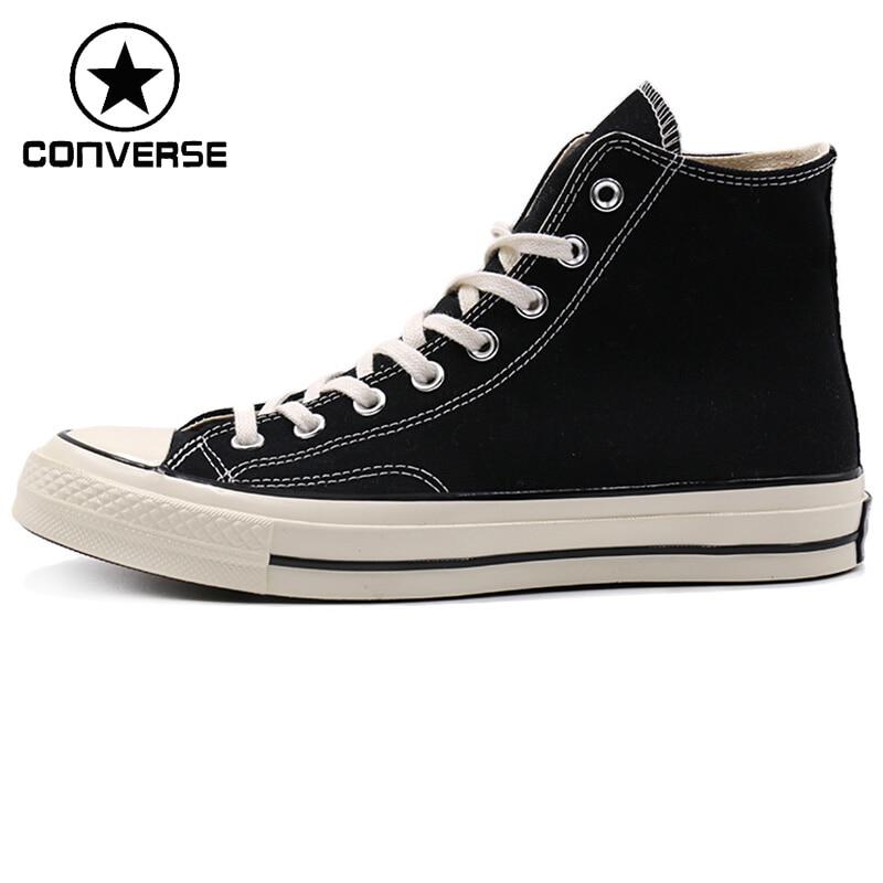 Nouveauté originale Converse All Star 70 unisexe skateboard chaussures hautes baskets en toile