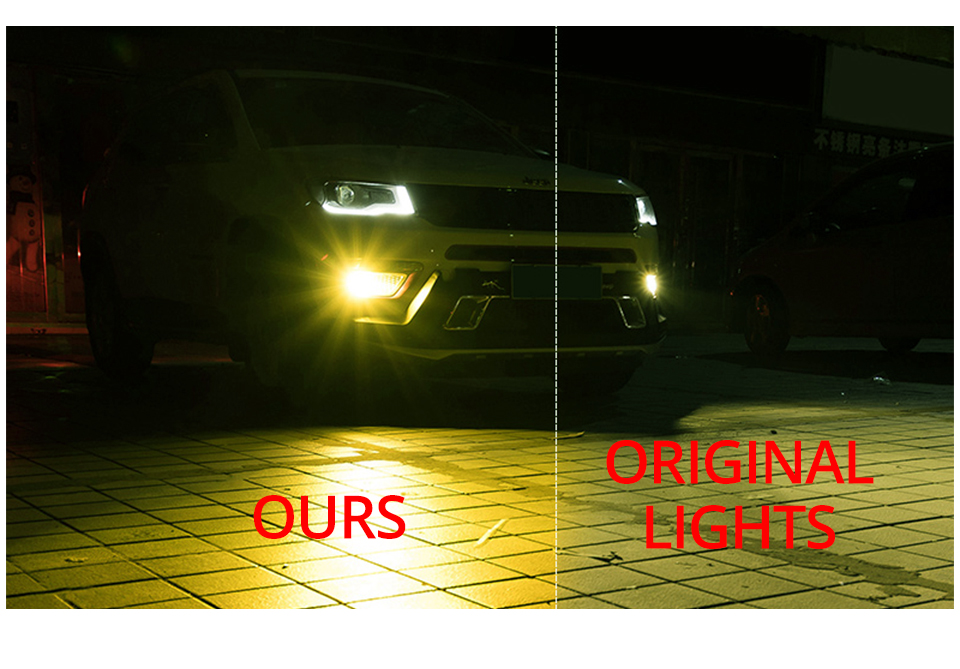 H7 Led Bulb H11 H8 H9 H1 Car Led Light 1200LM 9005 Hb3 9006 Hb4 Led Fog Light Bombilla Led 12V H3 H10 Luces Coche PSX24W 6000k  (12)