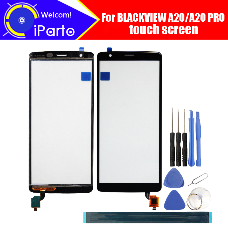 BLACKVIEW A20 Touch Screen Glass 100% Guarantee Original Glass Panel Touch Screen Glass  For BLACKVIEW A20 PROBLACKVIEW A20 Touch Screen Glass 100% Guarantee Original Glass Panel Touch Screen Glass  For BLACKVIEW A20 PRO