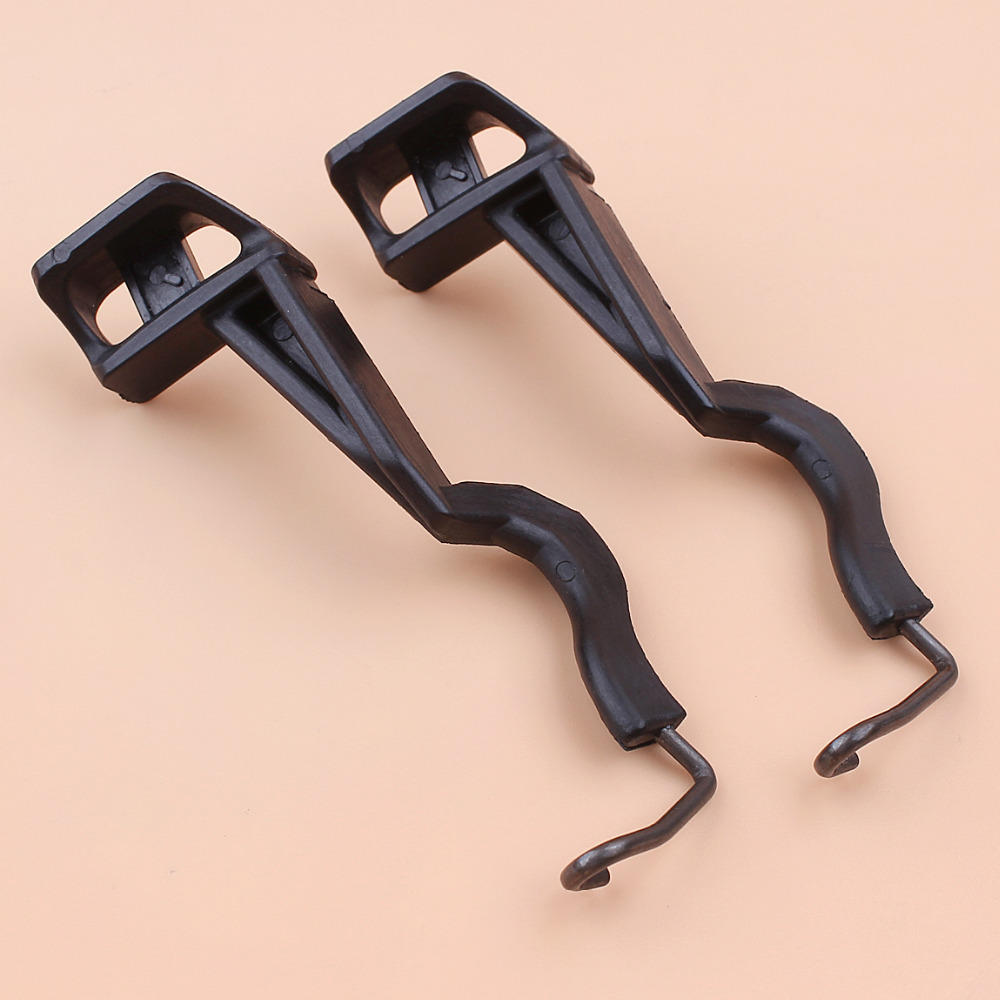 2Pcs/lot Carburetor Choke Rod Control Lever For HUSQVARNA 51 55 Rancher 503608401 Chainsaw Replacement