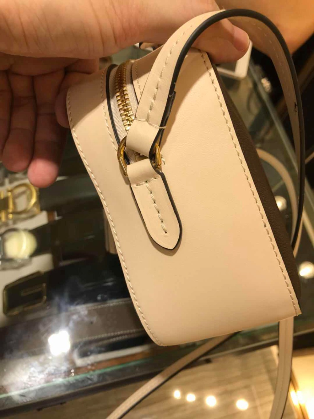 Marque Classique Qualité Cuir Véritable Piste De Sac Top Designer Femme Mode À 100 Main Wa01119 Sacs Femmes Luxe Célèbre wqg1fXWpWn