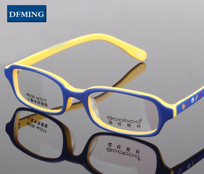 8ce76f41042 DFMING Style kids eyeglasses frames child kids designer brand fashion  Myopia optical eye glasses frame boy girl kids glasses-in Eyewear Frames  from Apparel ...